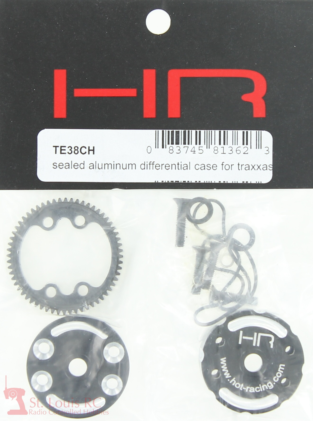 hot racing sealed diff instructions